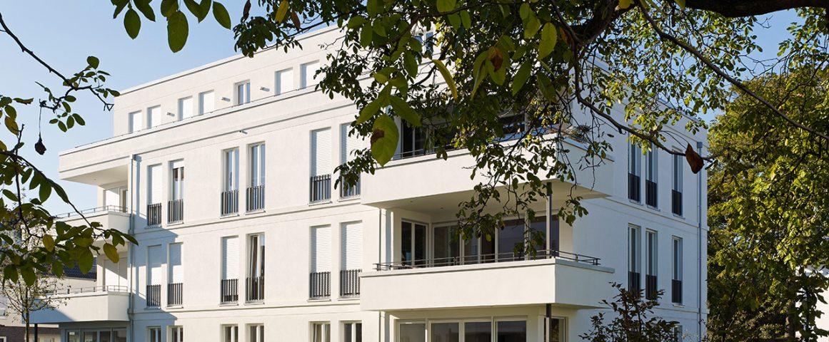 eigentumswohnungen am marianum neusser bauverein ag. Black Bedroom Furniture Sets. Home Design Ideas